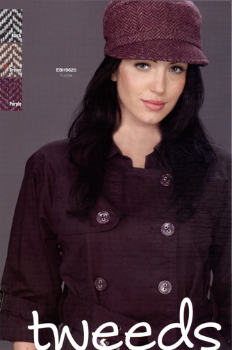 San Diego Hat Company - Fall 2009 catalog - page 6